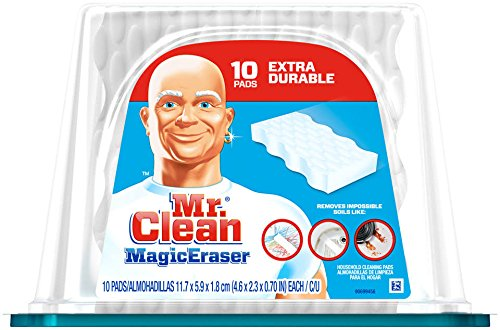 Mr. Clean Magic Eraser - tools for making housecleaning easier