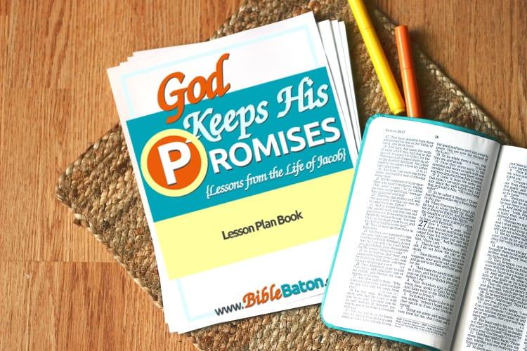 Bible Baton