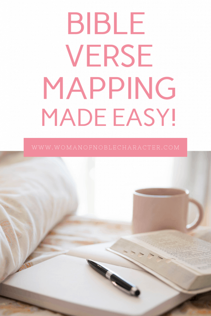 Bible verse mapping made easy!