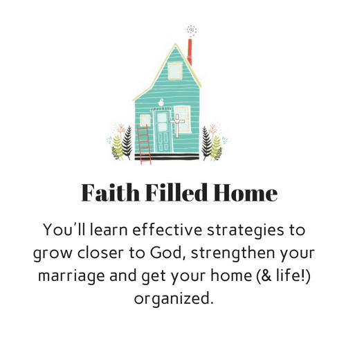 Faith Filled Home Course