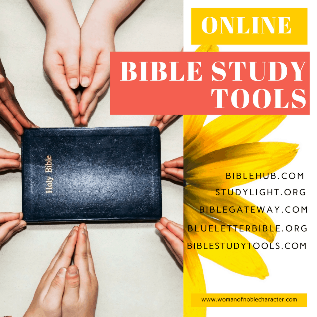 Verse Mapping Online Bible Study Tools