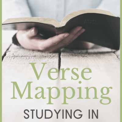 Learn the basics about verse mapping and how you can utilize this Bible Study method to explore the scriptures creatively.