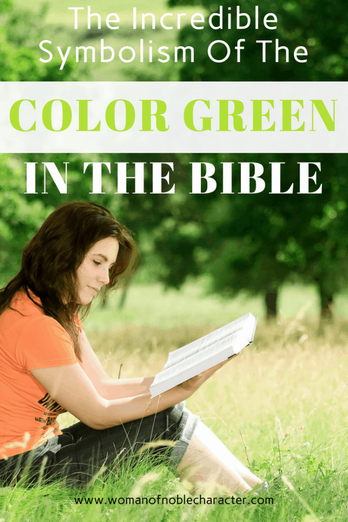 The Incredible Symbolism Of The Color Green In The Bible Symbolism