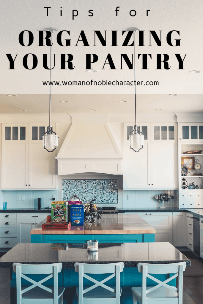Tips for Organizing Your Pantry Pantry organization