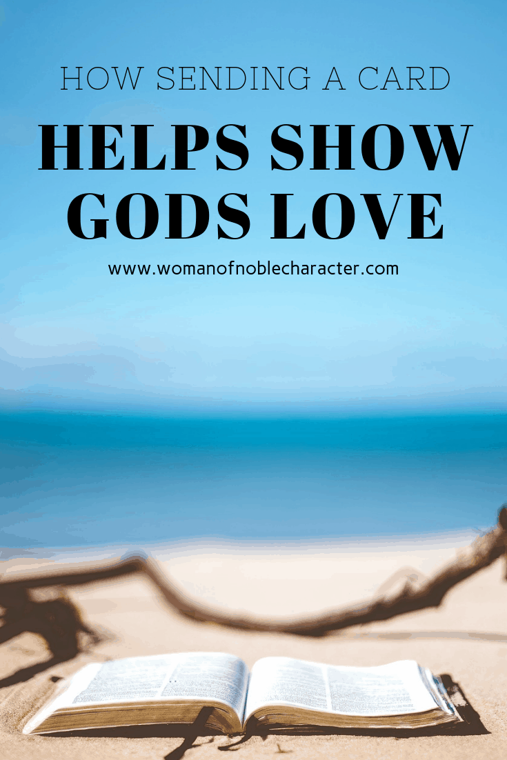 cards for encouragement - How Sending A Card Helps Show Gods Love