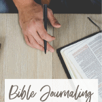 Bible Journaling Tips and Tricks