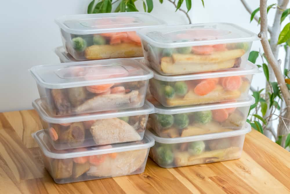ways to save time with meal prepping