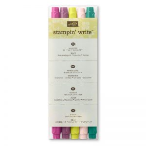 stampin write markers best pens and markers for Bible journaling