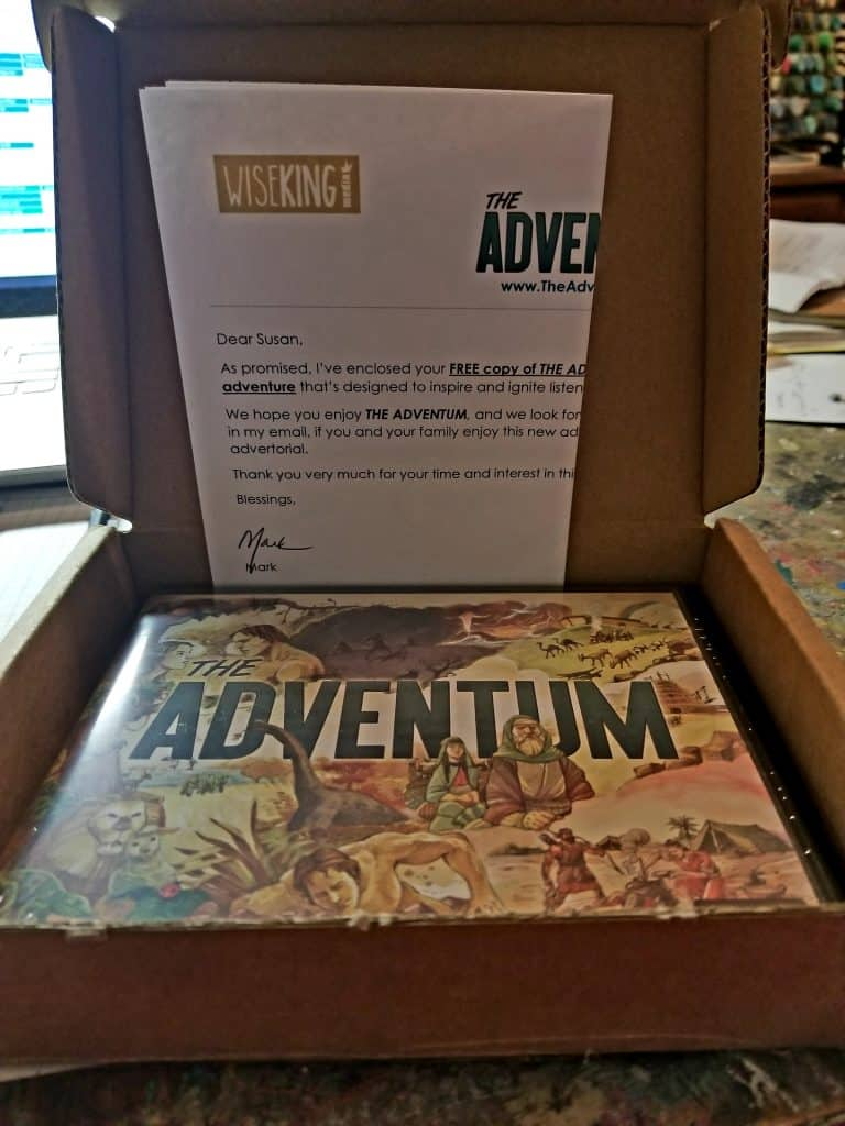The Adventum by Jonathan Park Bible stories come to life