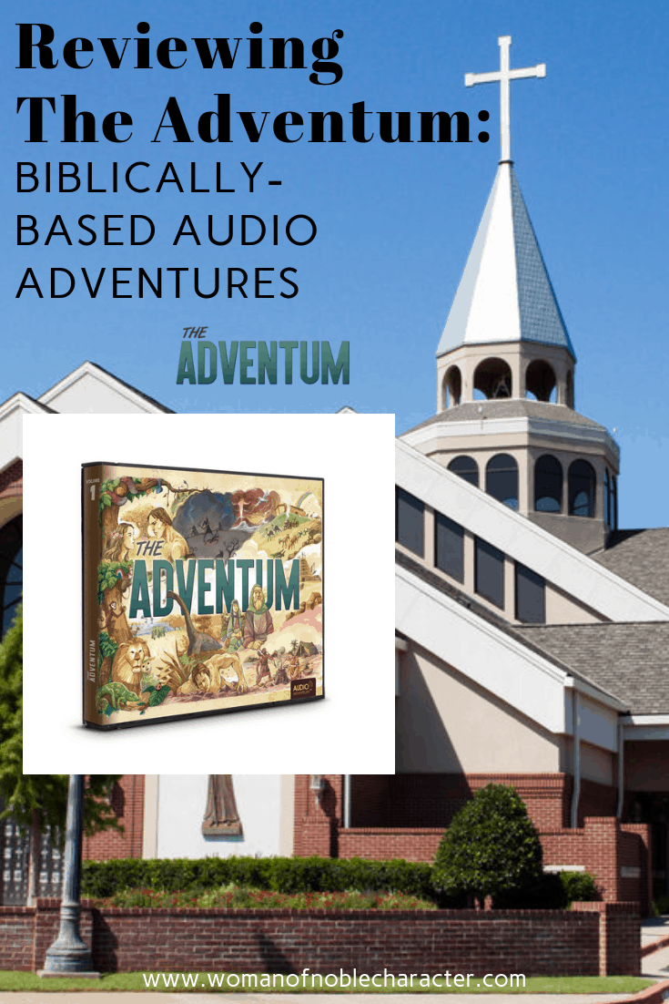 Reviewing The Adventum_ Biblically-Based Audio Adventures 1
