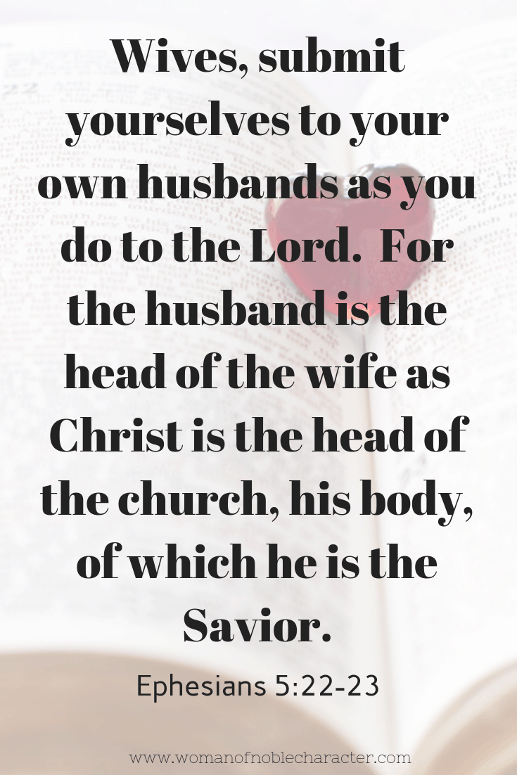 put your husband first in Christian marriage