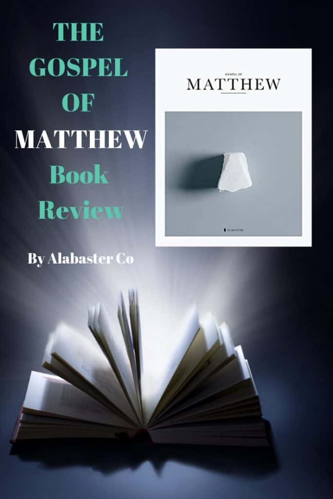 Book of Matthew Bible review