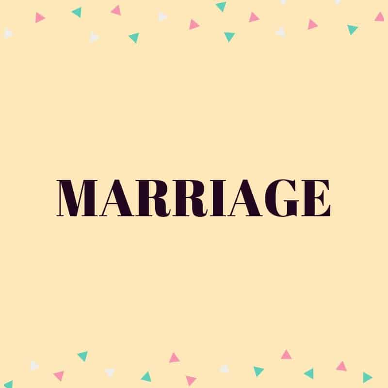 Christian marriage or biblical marriage. How to live a God centered marriage.
