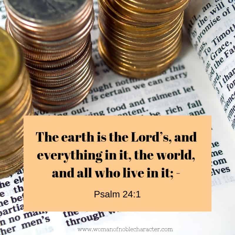 Biblical money management