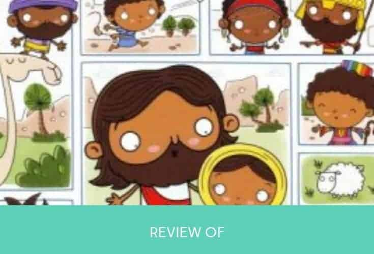 Reviewing The Tiny Truths Illustrated Bible