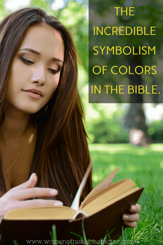 Colors in the Bible: Rich with meaning and symbolism
