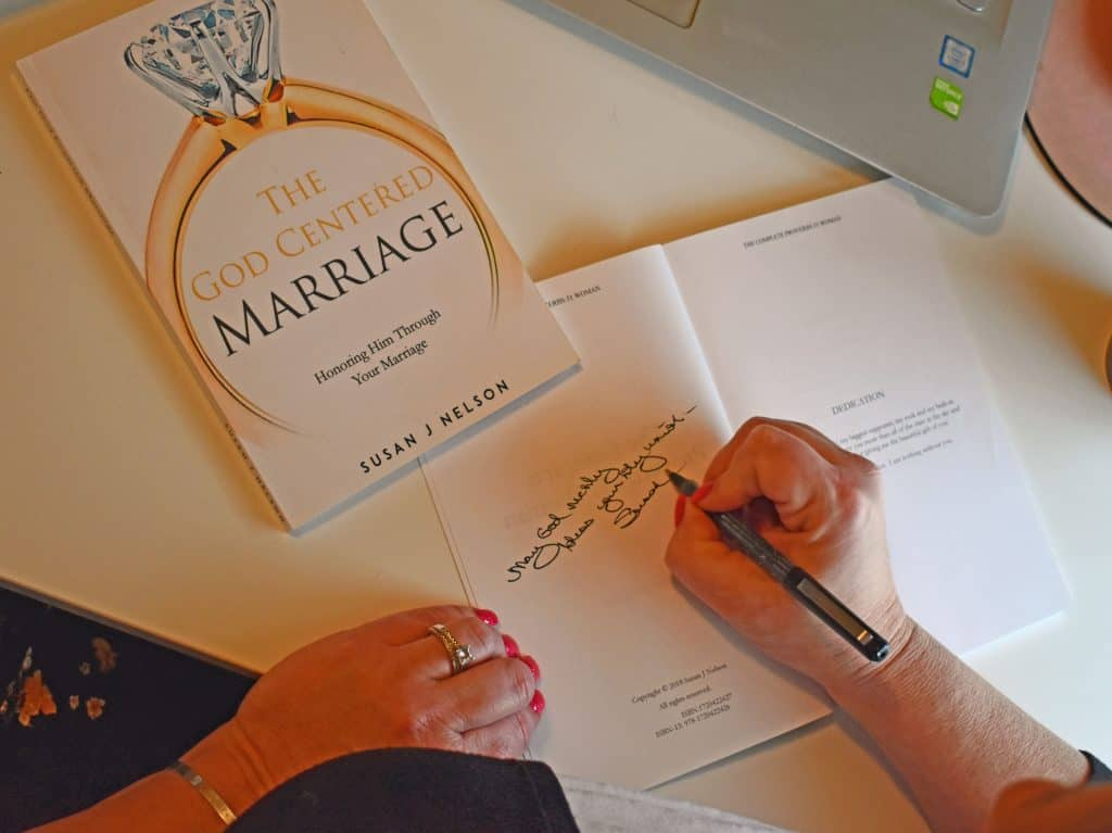 Susan J Nelson The God Centered Marriage Book