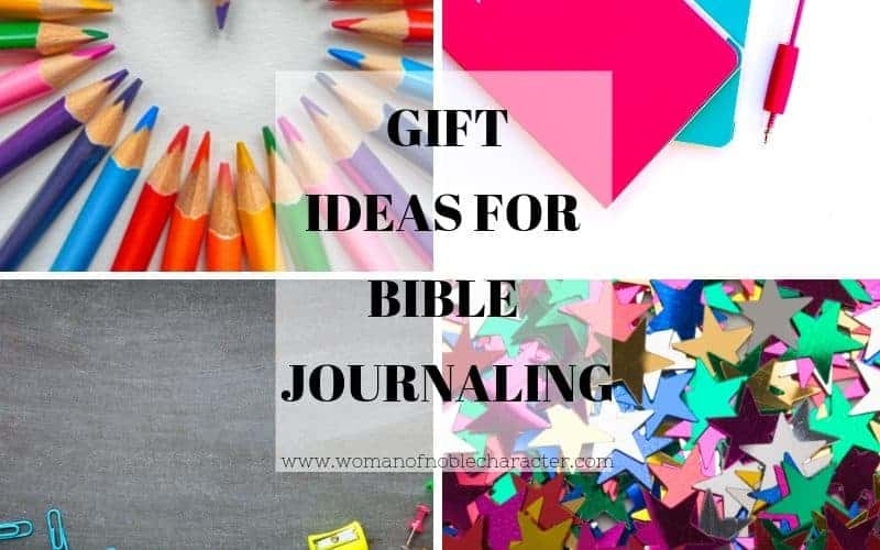 The Ultimate Guide to Gifts for Bible Journaling