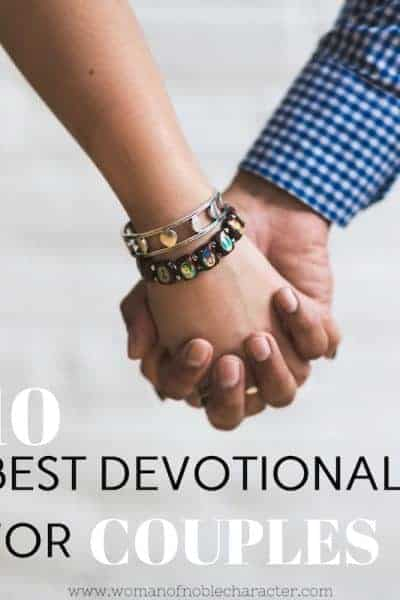 10 best devotions for couples