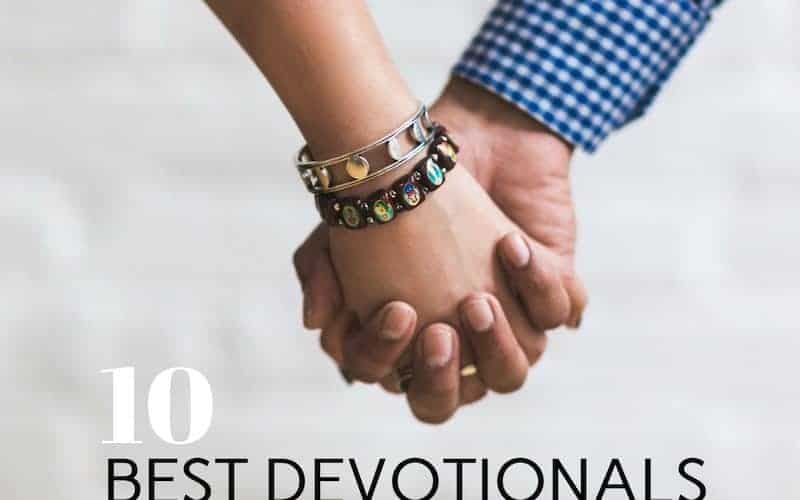 10 Best Devotionals for Couples