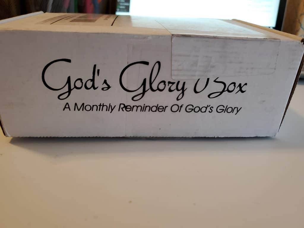 God's Glory Box Subscription