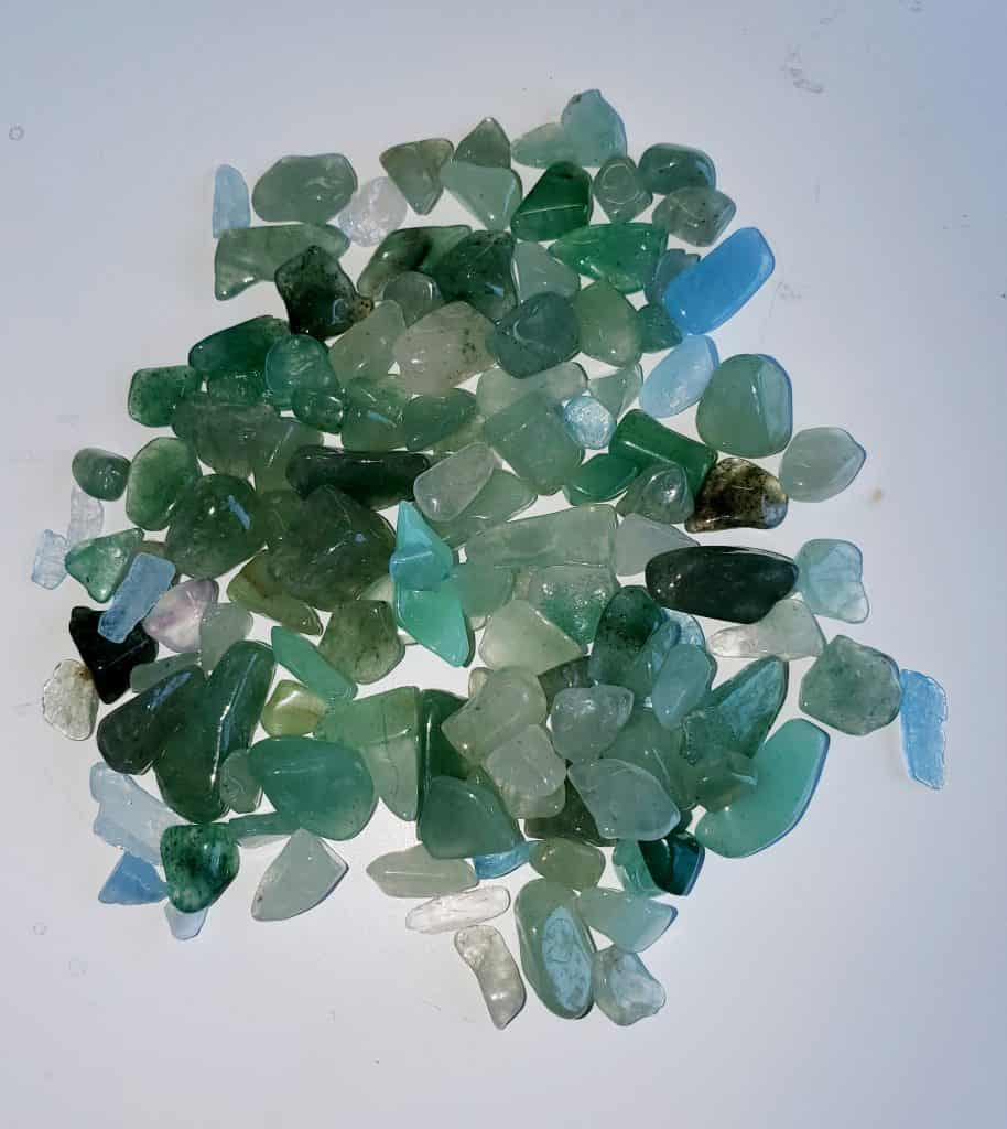 Seaglass Overcoming through faith