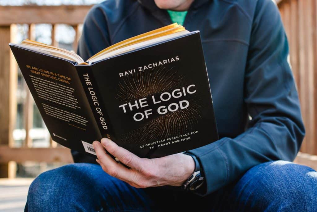 The Logic of God by Ravi Zacharias