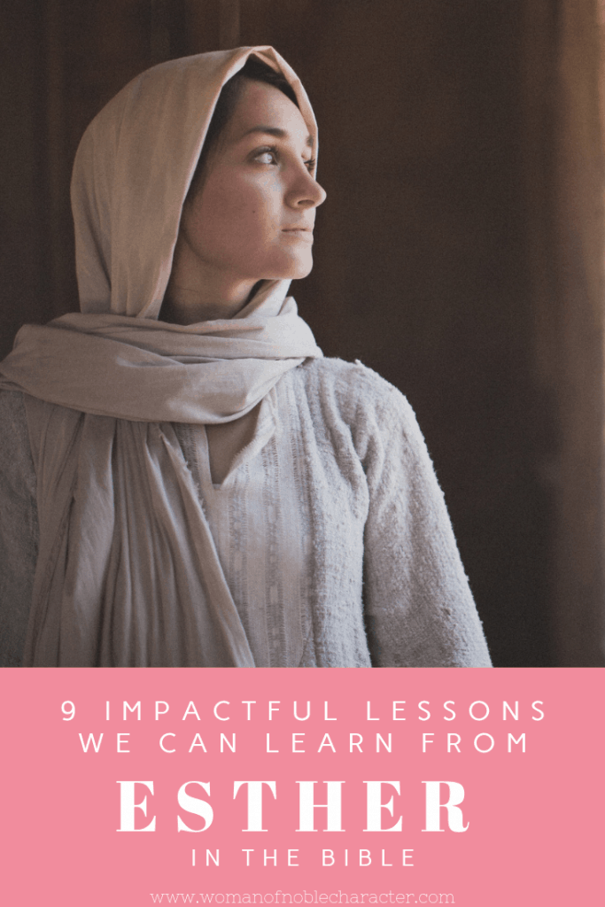 9 Impactful lessons we can learn from Esther in the Bible