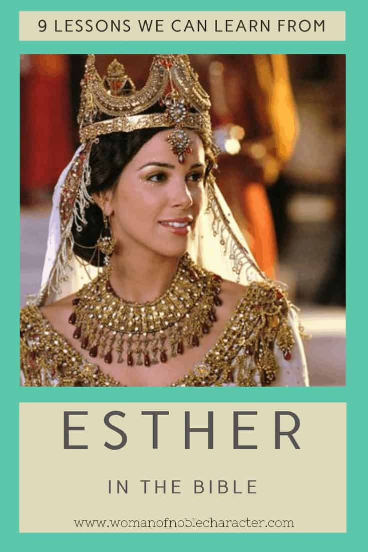 9 Impactful Lessons We Can Learn From The Book Of Esther in the Bible