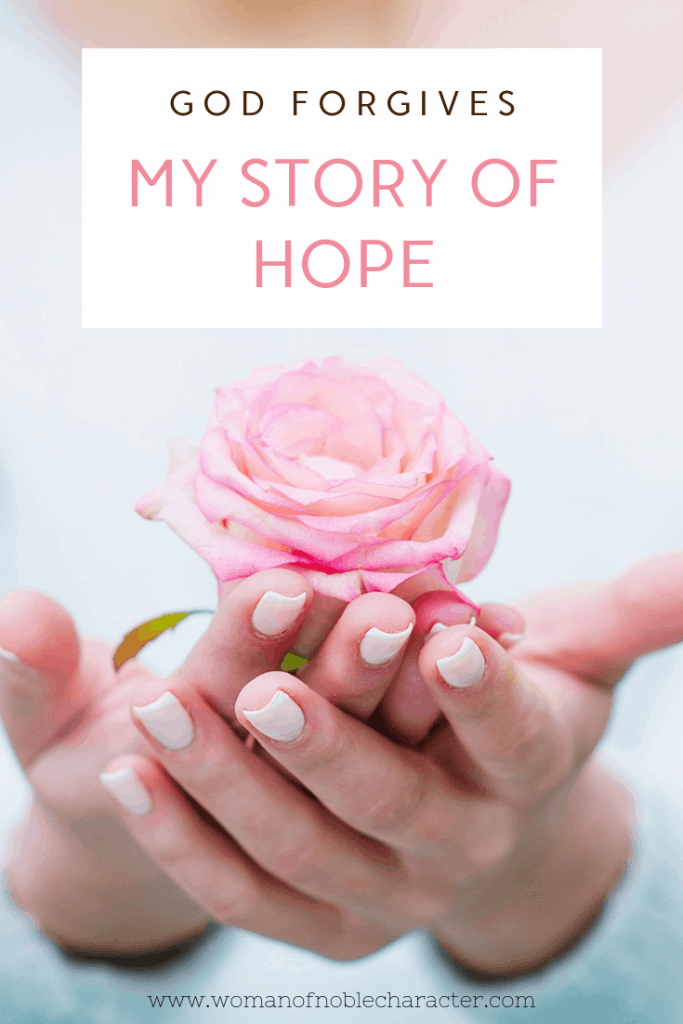 Hope after abortion