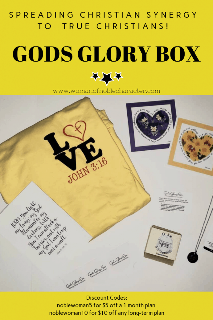GODS GLORY BOX