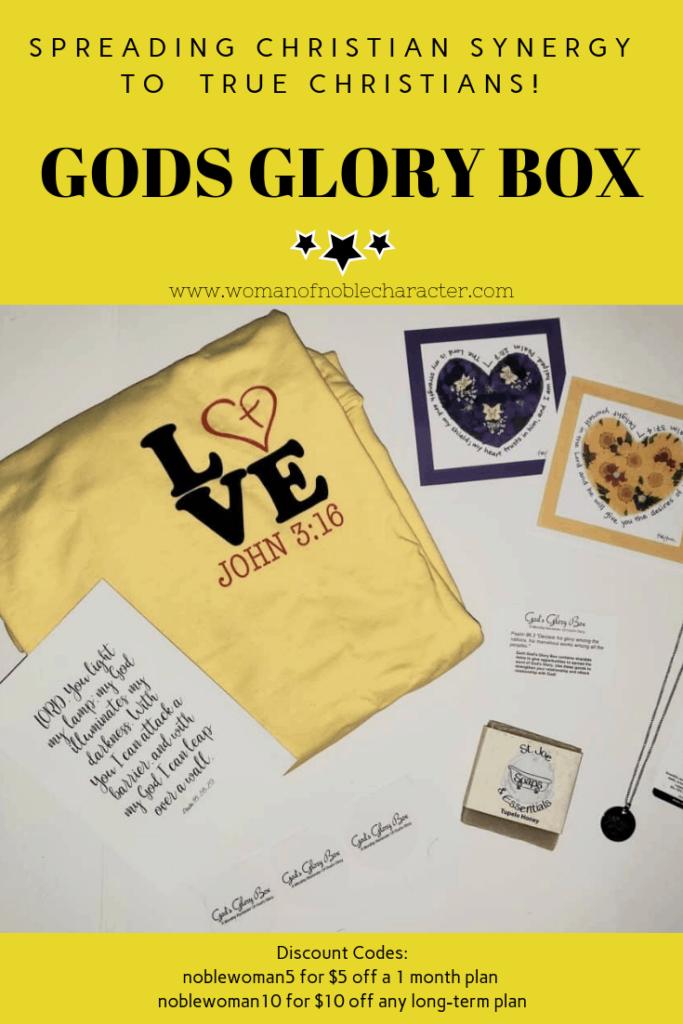 GODS GLORY BOX