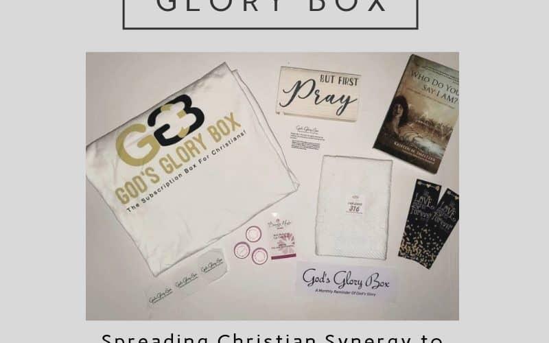 God's Glory Box Review