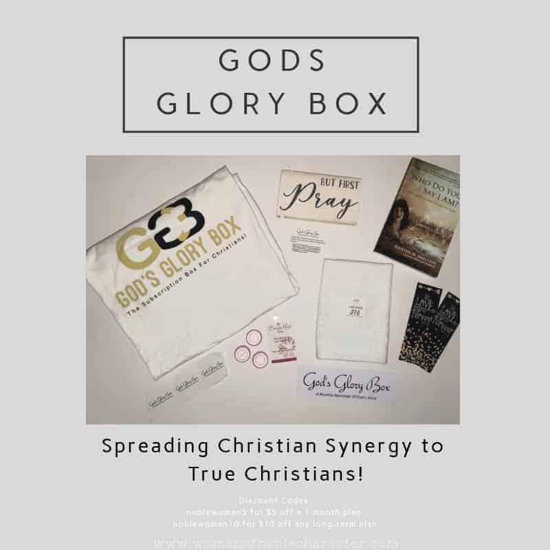 God's Glory Box