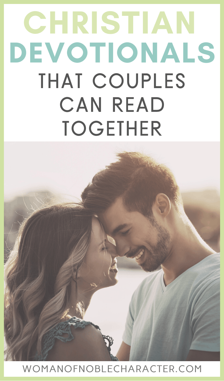 Christian Devotionals for Couples