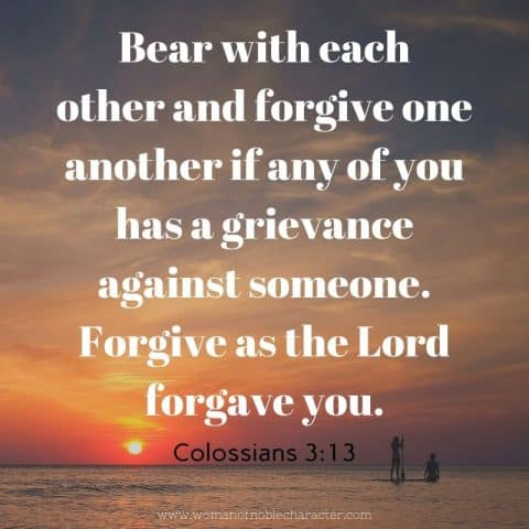 Christian marriage advice Colossians 3_13