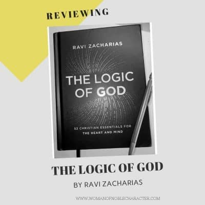 Reviewing the logic of God by Ravi Zacharias