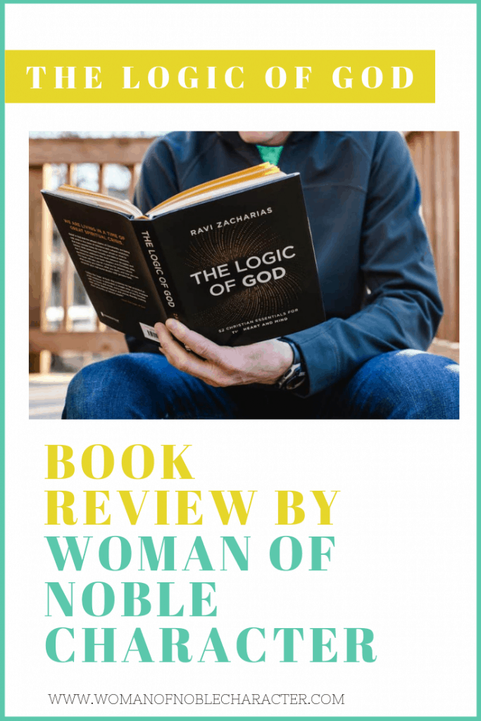 The logic of God book review by WONC