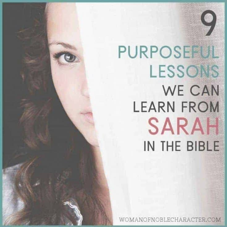 8 Purposeful Lessons We Can Learn From Sarah In The Bible