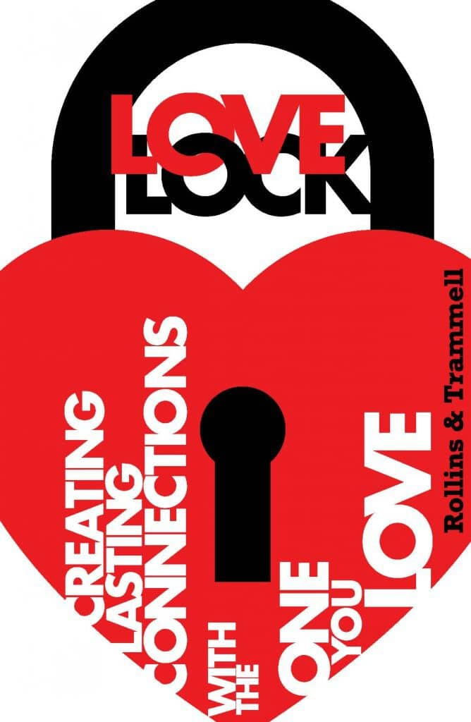 Love Lock Cover, book by Rich Rollins and Marty Trammell