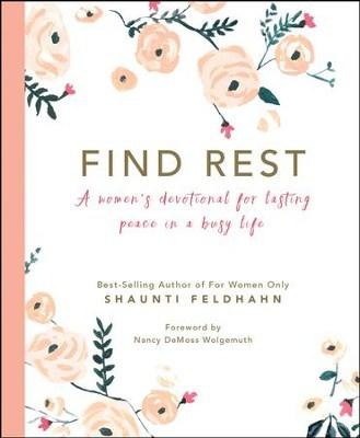 Find Rest devotional for Christian women