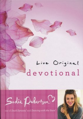 Live Original devotional for teen girls
