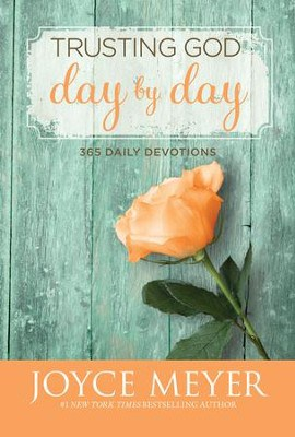 Trusting God Day by Day best devotionals for women