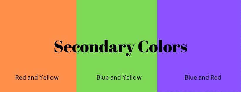 Secondary Colors Color theory in Bible journaling