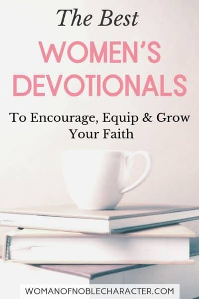 The best womens devotionals