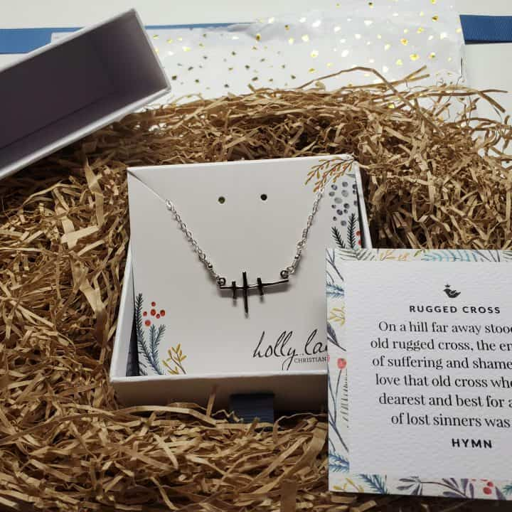 Holly Lane Christian Jewelry Unboxing