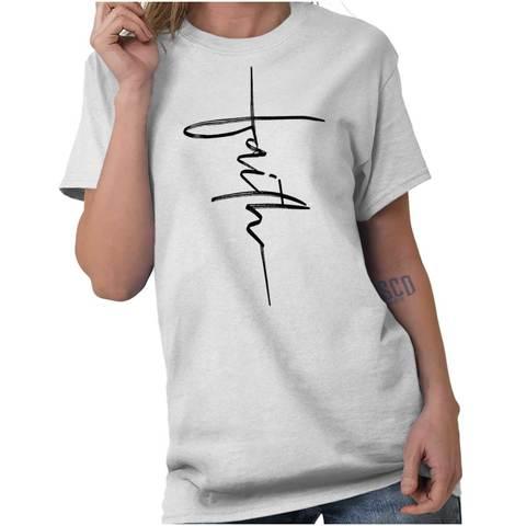 Faith Fashion T Shirt