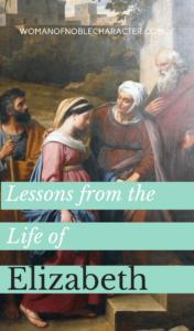 Elizabeth in the Bible