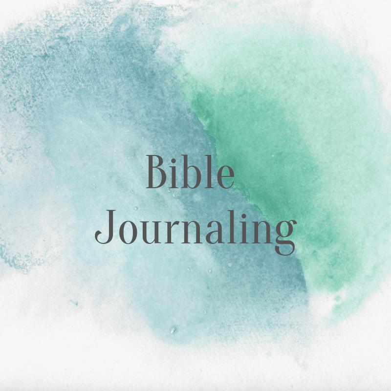 Bible Journaling and creative worship