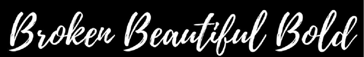Broken Beautiful Bold logo